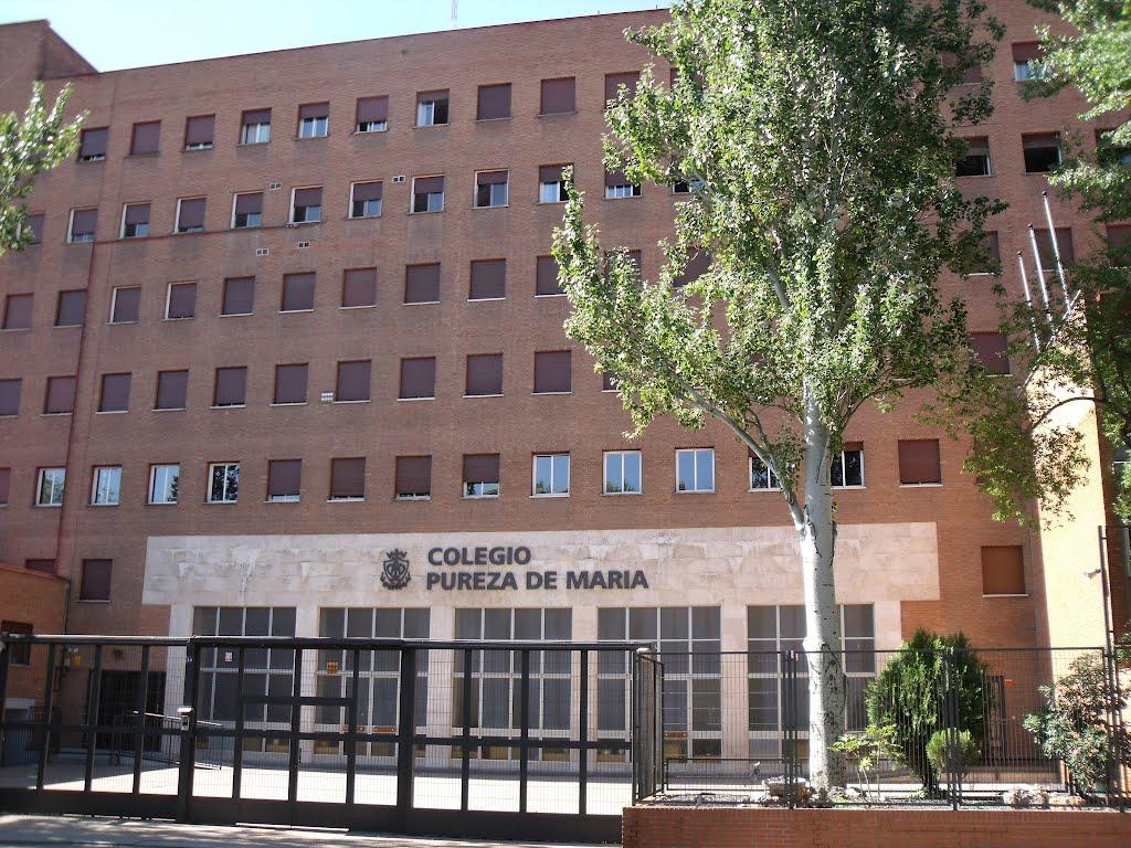 Reuni n de equipos directivos en madrid religiosas - Colegio escolapias madrid ...