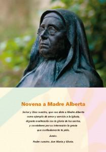Novena a Madre Alberta
