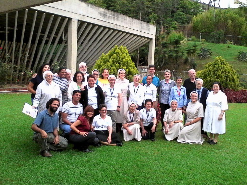 Reunión de Fe y Alegria en Venezuela, participa Pureza de María