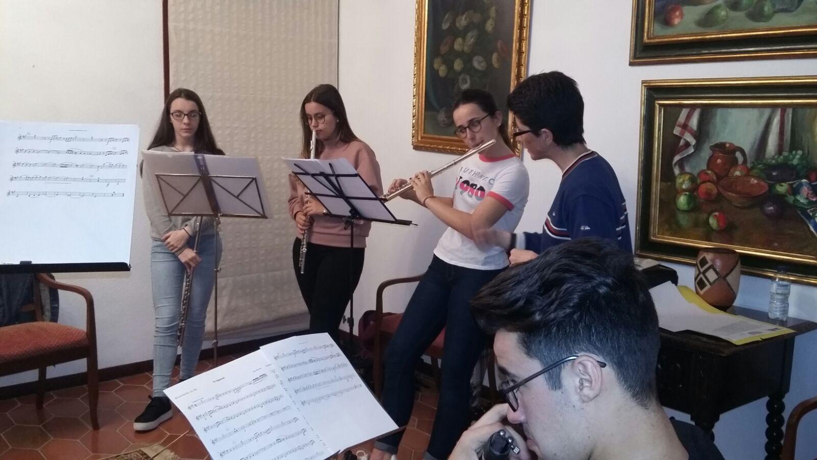 Orquesta Sinfónica Pureza de María