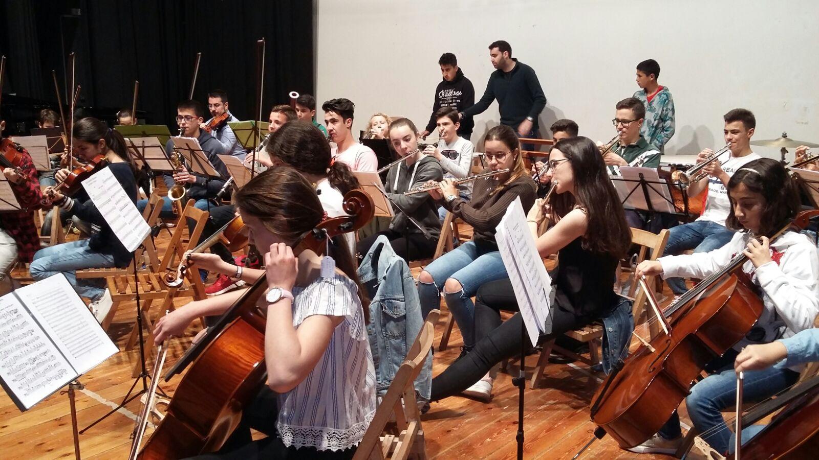Orquesta Sinfónica Pureza María