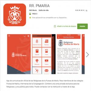 App Pmaria