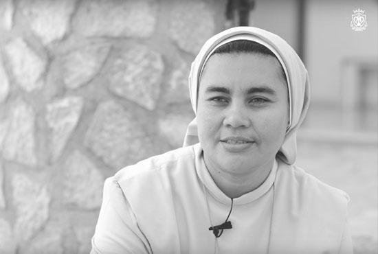 primero video testimonial Pureza de María