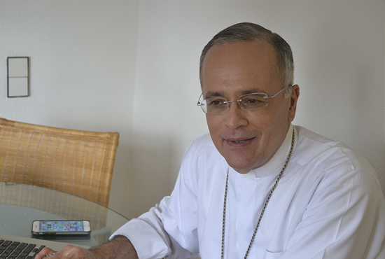 Monseñor Silvio José Baez