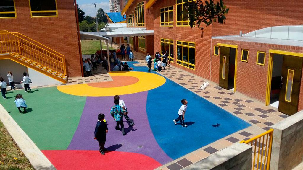 Inauguración-preescolar-Bogotá,-Pureza-de-María