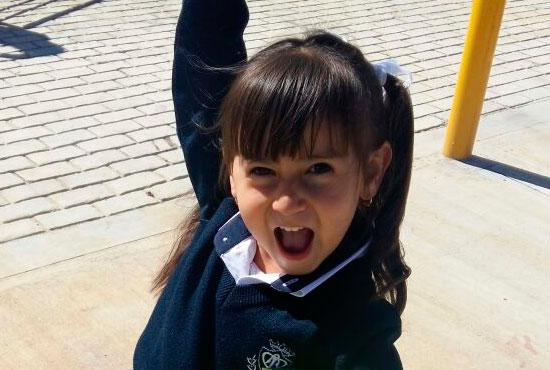 Inauguración de preescolar en Bogotá