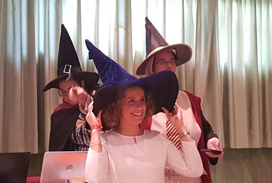 Formación EFQM 2017, Pureza de María