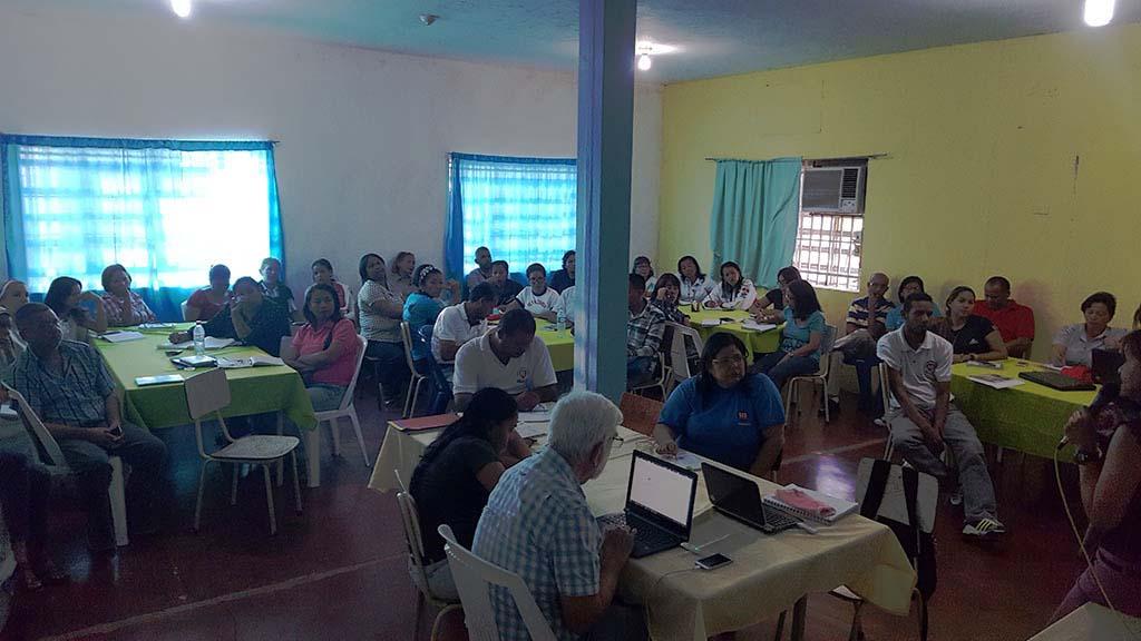 Directores-Fe-y-Alegría-Venezuela,-2018,-Pureza-de-María