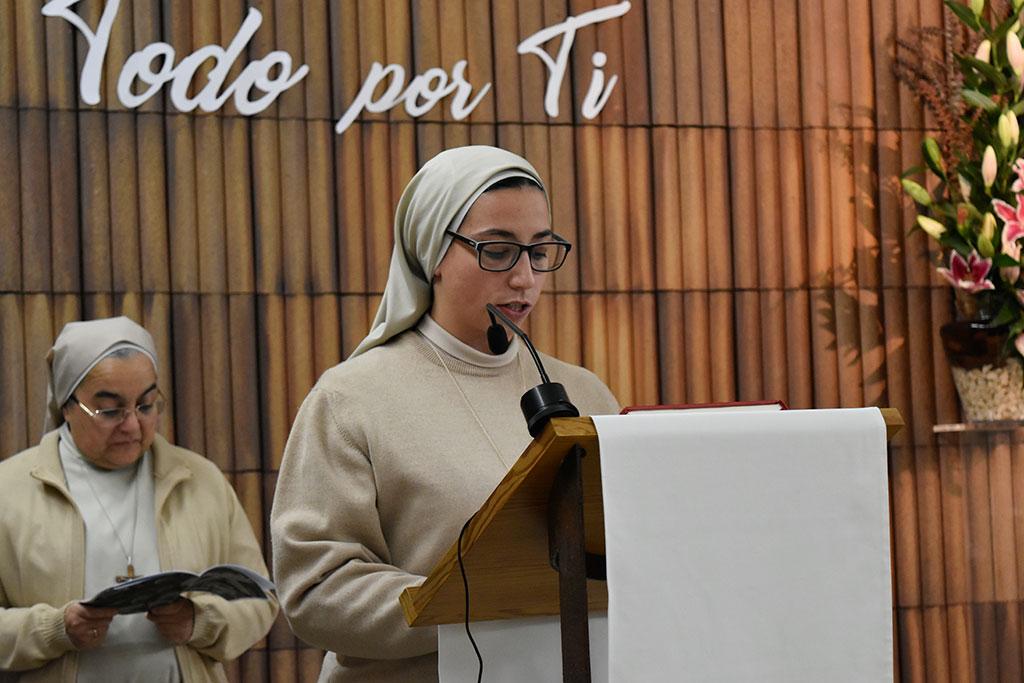 Profesión-Verónica-y-María,-2018-Pureza-de-María
