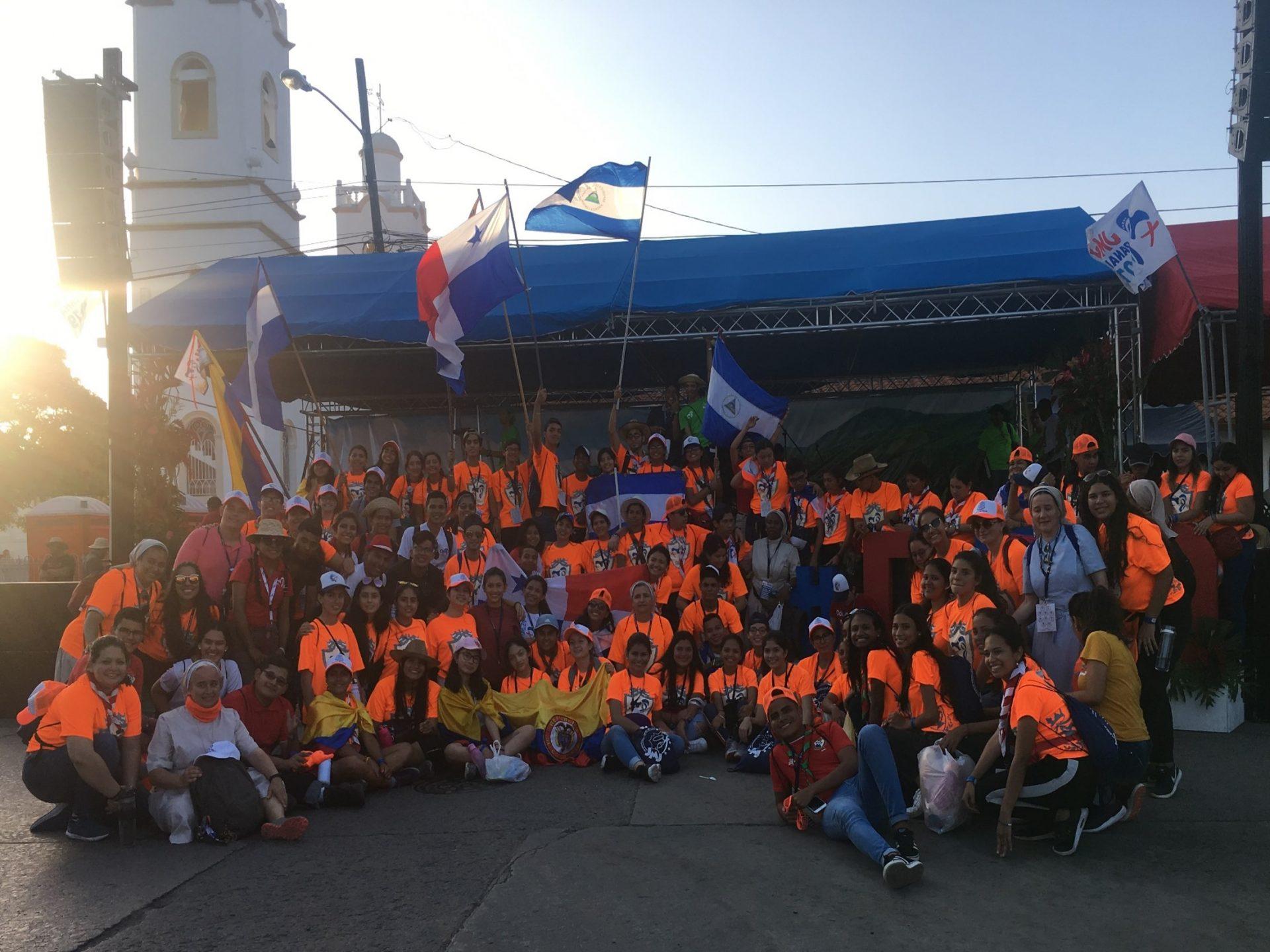JMJ-panamá Pureza de María 2019