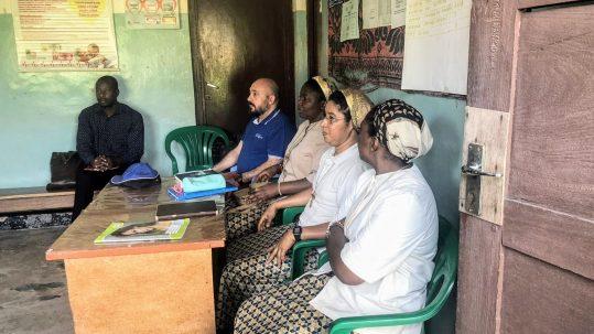 Karibu, fundación Pondera, Pureza de María 2019