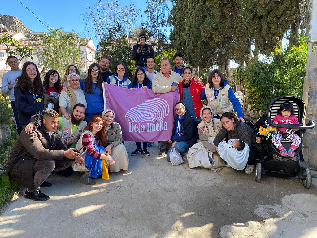 JMH 2020 Granada, Pureza de María