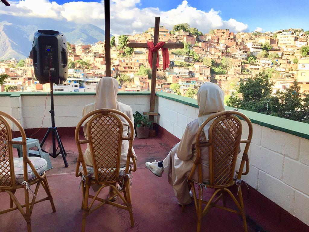 Cuaresma y Semana Santa en Caracas